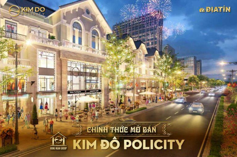 Kim Đô Policity – Khu đô thị sinh thái Yên Phong Bắc Ninh